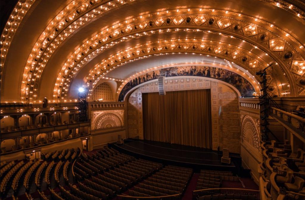 Architecture Auditorium Theatre